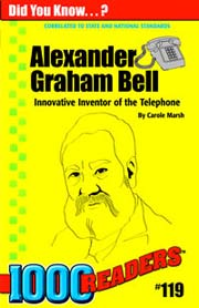 Alexander Graham Bell: Innovative Inventor of the Telephone
