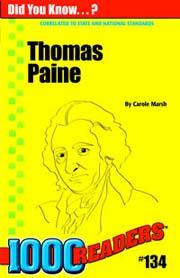 Thomas Paine: Author of Common Sense