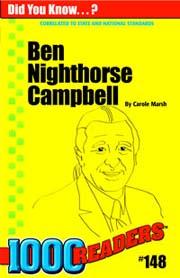 Ben Nighthorse Campbell: Native American Senator
