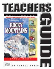 The Mystery in the Rocky Mountains Teacher's Guide