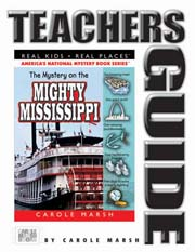 The Mystery on the Mighty Mississippi Teacher's Guide