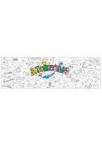 Arizona Giant Coloring Poster (includes crayons!)