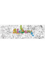 Alabama Giant Coloring Poster (includes crayons!)