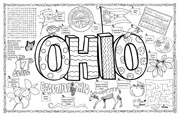 Ohio Symbols & Facts FunSheet – Pack of 30