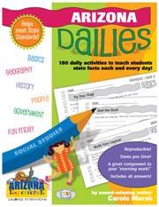 Arizona Dailies: 180 Daily Activities for Kids