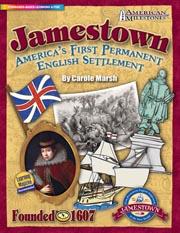 Jamestown: America's First Permanent English Settlement