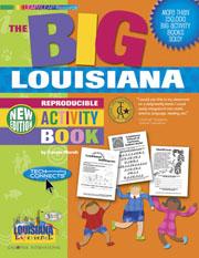 The BIG Louisiana Reproducible Activity Book-New Version
