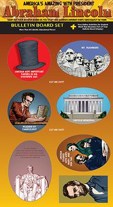 America's 16th President, Abraham Lincoln Bulletin Board
