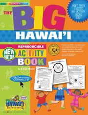 The BIG Hawaii Reproducible Activity Book-New Version