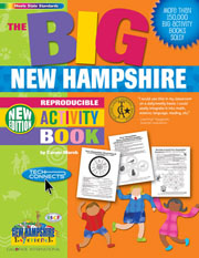 The BIG New Hampshire Reproducible Activity Book-New Version