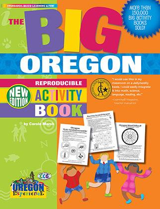 The BIG Oregon Reproducible Activity Book-New Version