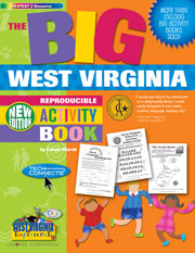 The BIG West Virginia Reproducible Activity Book-New Version