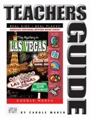 The Mystery in Las Vegas Teacher's Guide