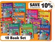 Little Linguist Set of 10 Paperbacks
