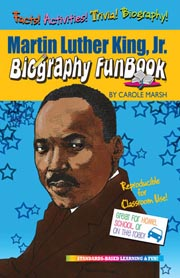 Martin Luther King, Jr. Biography FunBook