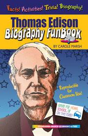 Thomas Edison Biography FunBook