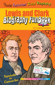Lewis and Clark Biography FunBook