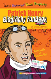 Patrick Henry Biography FunBook