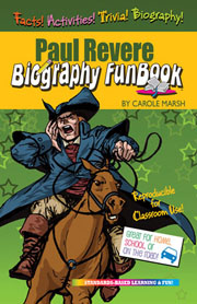 Paul Revere Biography FunBook