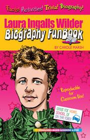 Laura Ingalls Wilder Biography FunBook