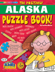 The Positively Alaska Puzzle Book