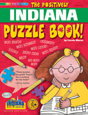 The Positively Indiana Puzzle Book