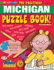 The Positively Michigan Puzzle Book