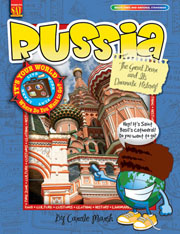 Russia: The Great Bear and Its Dramatic History!