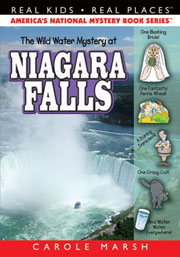 The Wild Water Mystery at Niagara Falls