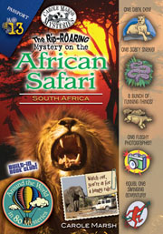 The Rip-ROARING Mystery on the African Safari (South Africa)