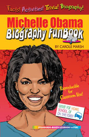 Michelle Obama Biography Funbook