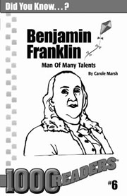 Benjamin Franklin: Man of Many Talents Consumable Pack 30