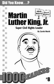Martin Luther King, Jr.: Super Civil Rights Leader Consumable Pack 30
