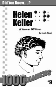 Helen Keller: A Woman of Vision Consumable Pack 30