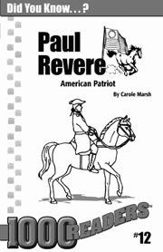 Paul Revere: American Patriot Consumable Pack 30