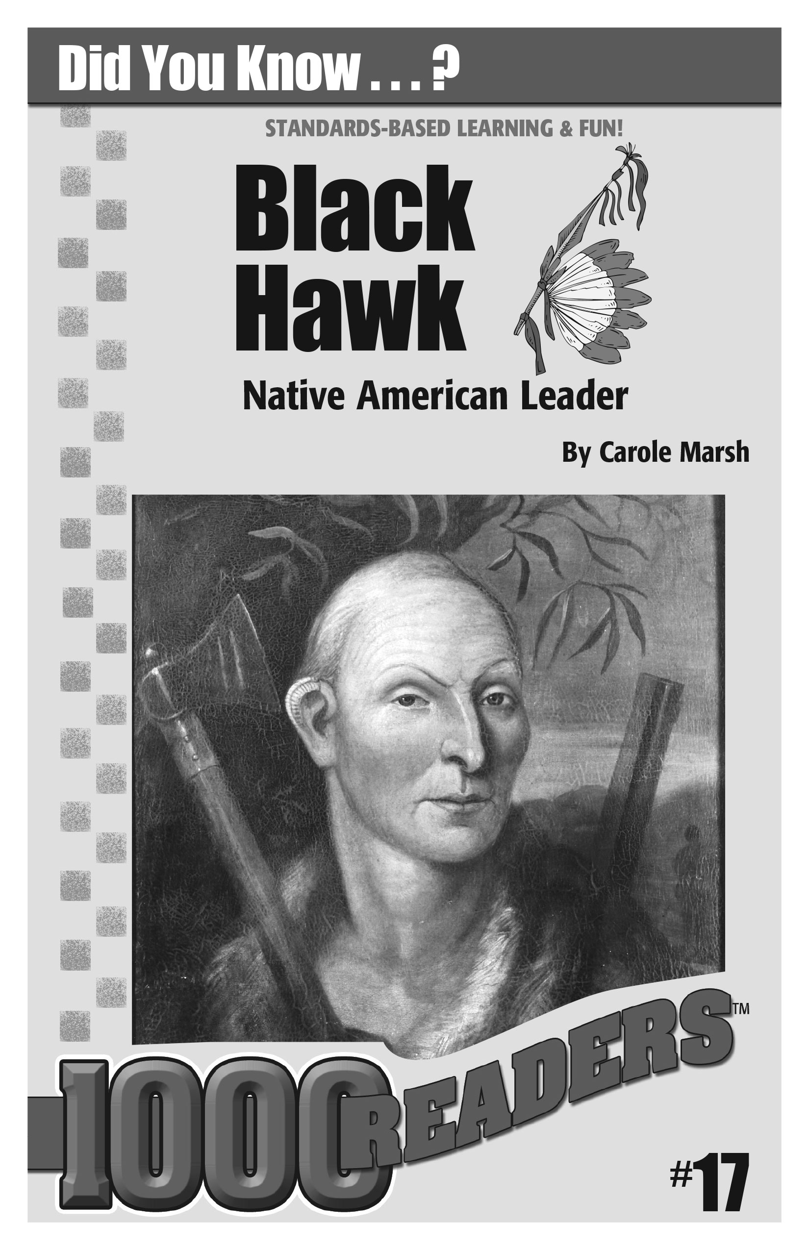 Black Hawk: Native American Leader Consumable Pack 30