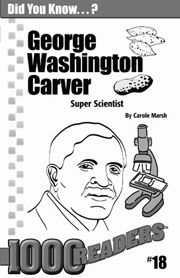 George Washington Carver: Super Scientist Consumable Pack 30