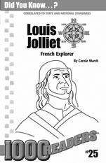 Louis Jolliet: French Explorer Consumable Pack 30