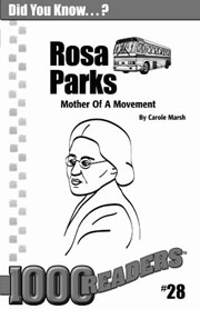 Rosa Parks: Mother of a Movement Consumable Pack 30