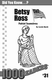 Betsy Ross: Patriot Seamstress Consumable Pack 30