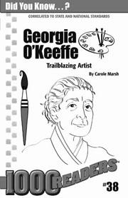 Georgia O'Keeffe: Trailblazing Artist Consumable Pack 30