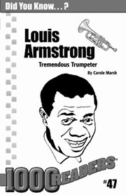 Louis Armstrong: Tremendous Trumpeter Consumable Pack 30