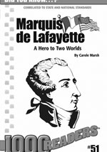 Marquis de Lafayette: A Hero to Two Worlds Consumable Pack 30