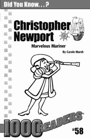 Christopher Newport: Marvelous Mariner Consumable Pack 30