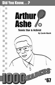 Arthur Ashe: Tennis Star & Activist Consumable Pack 30
