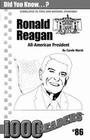 Ronald Reagan: All-American President Consumable Pack 30