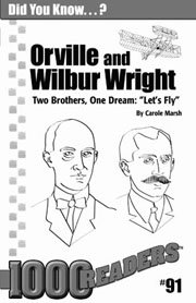 Orville and Wilbur Wright: Two Brothers, One Dream: 'Let's Fly' Consumable Pack 30