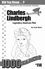 Charles Lindbergh: Legendary American Pilot Consumable Pack 30