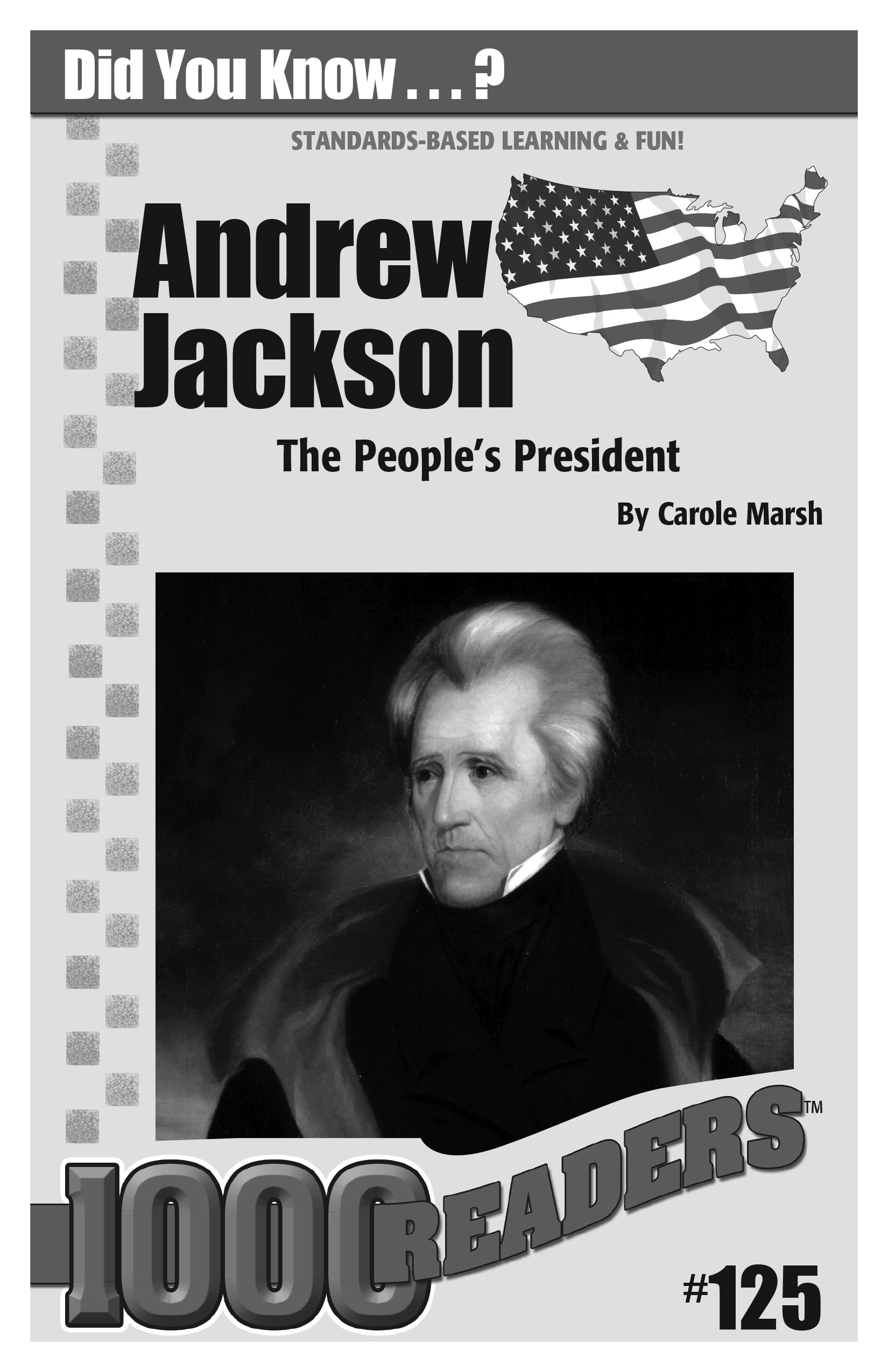 Andrew Jackson: The People's President Consumable Pack 30