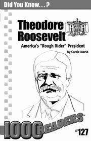 Theodore Roosevelt: America's 'Rough Rider' President Consumable Pack 30